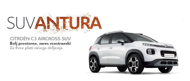 Citroën DNEVI UDOBJA