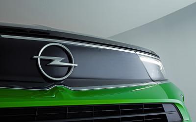 Poslovni najem Opel vozil