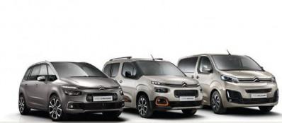 Družinska vozila Citroën