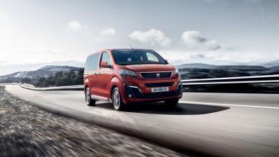 Lahka gospodarska vozila Peugeot